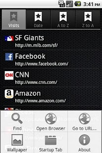 Bookmarks Light - screenshot thumbnail