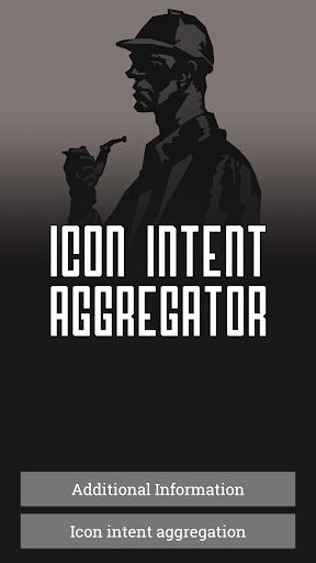 Icon Intent Aggregator
