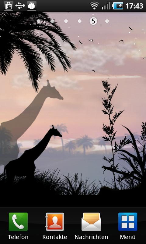 African Scene LITE - screenshot