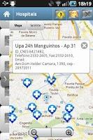 Screenshot of Guia Carioca