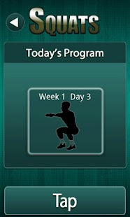 Squats Fitness Workout- screenshot thumbnail