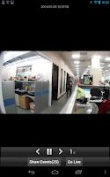 Screenshot of NUUO iViewer