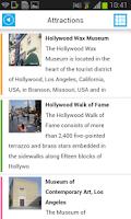 Screenshot of Los Angeles Offline Map &Guide