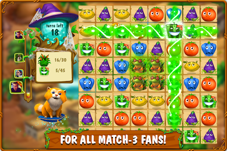 Magic Kitchen: match-3 game 1.4.50 screenshot 26769