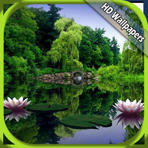 自然高清动态壁纸 個人化 App LOGO-APP試玩