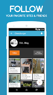 Cheezburger- screenshot thumbnail