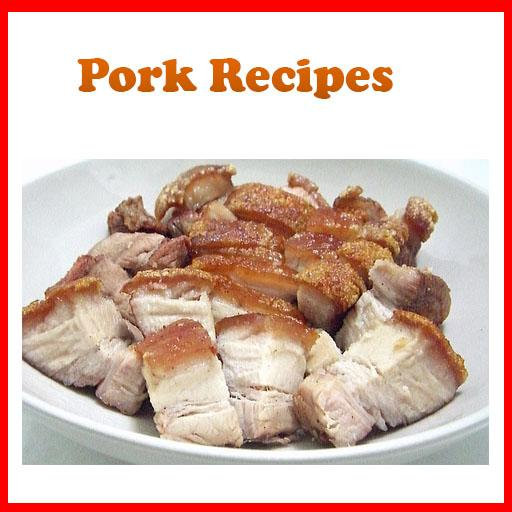 Pork Recipes ! 書籍 App LOGO-硬是要APP