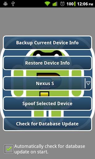 Device Spoofer v1.4.1