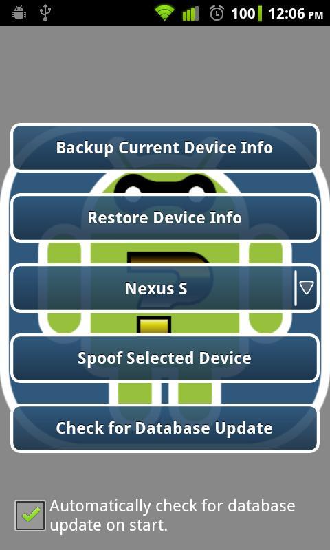 Device Spoofer APK 1 4 2 Download - Free Tools APK Download