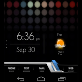 Dreamlife Clock uccw skin