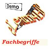 Fachbegriffssuche (Demo)