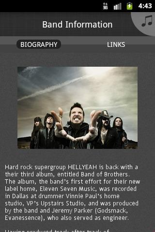 HELLYEAH - screenshot