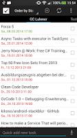 Screenshot of Task Sync - ToDo List