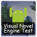 Visual Novel Engine Test logo