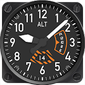 Altimeter Watch Face