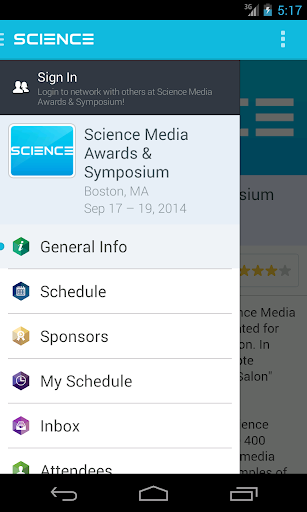 Science Media Symposium