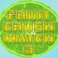 Fruit Crush Match 3 1.0