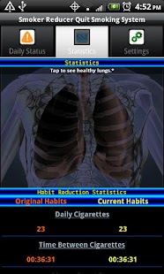 Smoker Reducer Quit Smoking- screenshot thumbnail