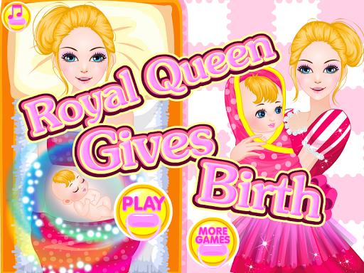 女王出生的女孩遊戲