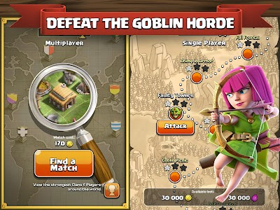 Clash of Clans v6.322