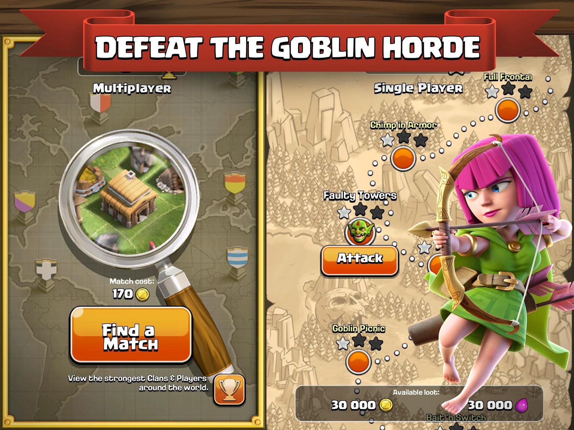 Clash of Clans screenshot #10