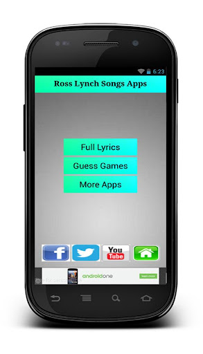 Ross Lynch Songs App