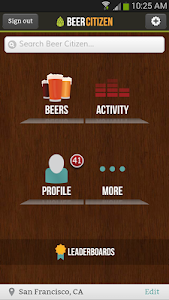 Beer Citizen screenshot 0