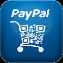 PayPal QRShopping logo
