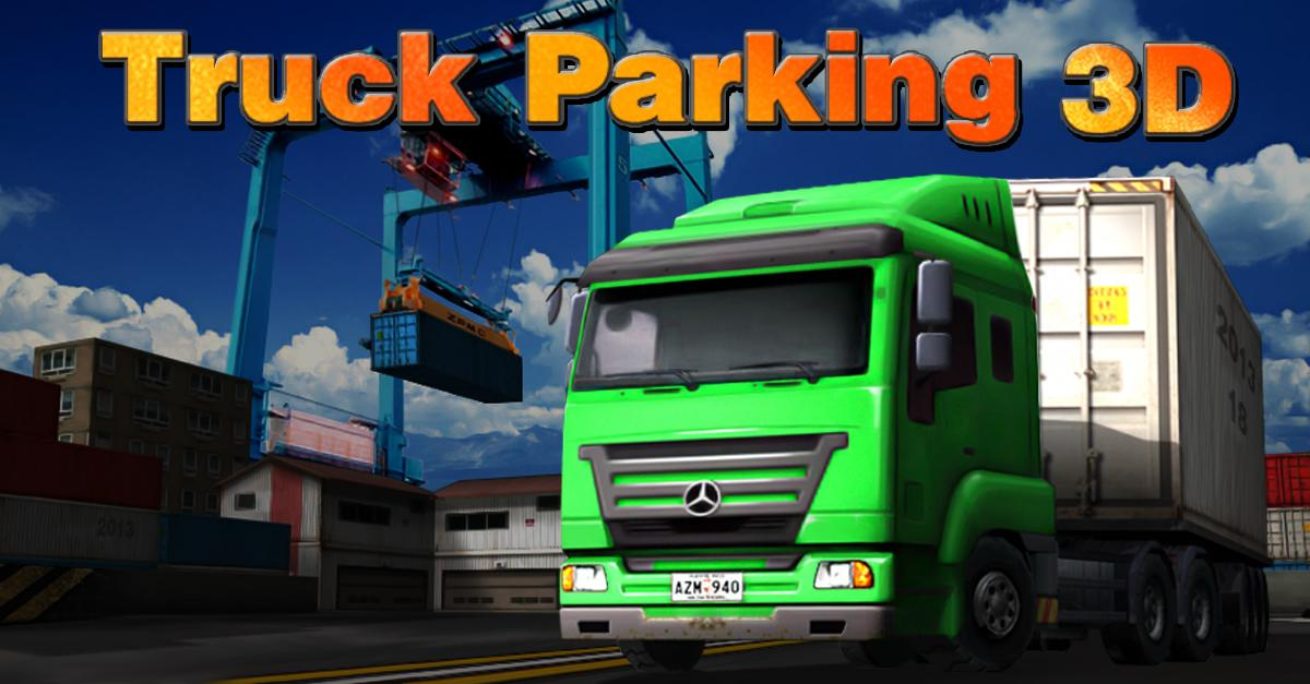 Real Truck Parking 3D - screenshot