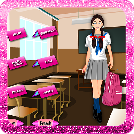 SchoolYard Dress Up 休閒 App LOGO-APP試玩