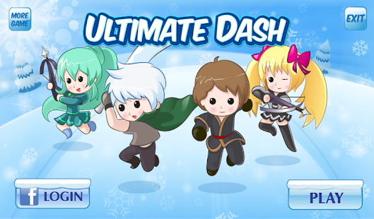 Ultimate Dash with Friends