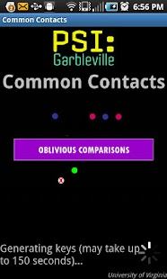 CommonContacts - screenshot thumbnail