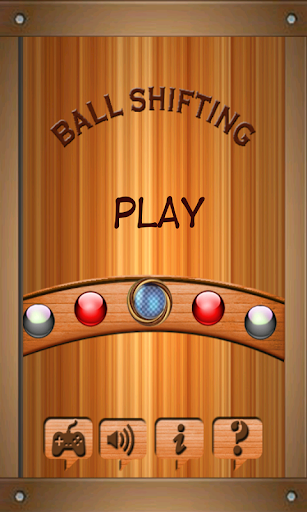 Ball Shifting