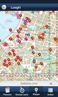 Screenshot of Trieste 100 luoghi imperdibili