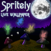 Spritely Live Wallpaper
