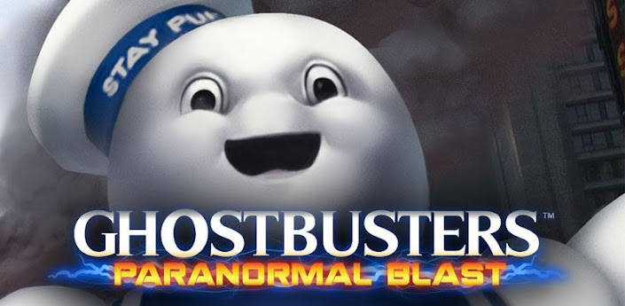 Ghostbusters: Explosão Paranormal