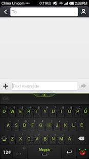 国笔匈牙利语键盘 生產應用 App-癮科技App