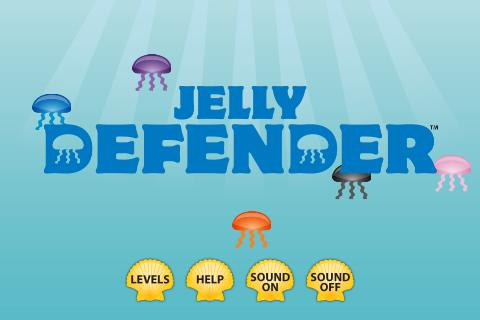Jelly Defender- screenshot