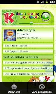 Radio KUBUŚ- screenshot thumbnail