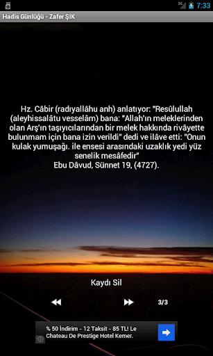 Hadis Gu00fcnlu00fcu011fu00fc 2.8 screenshots 2