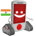 Android India logo