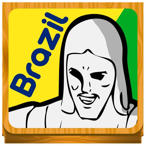 找茬巴西 解謎 LOGO-阿達玩APP
