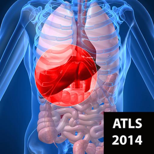 ATLS Trauma Guidelines Manual LOGO-APP點子