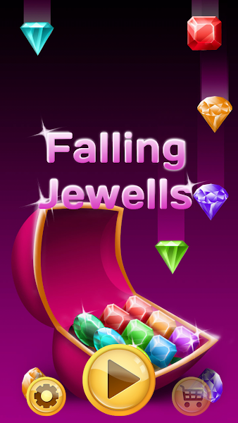 falling jewels, game features, retro game, beautiful dragon, tetris games, school games