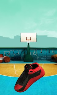 Finger Flick Basketball- screenshot thumbnail