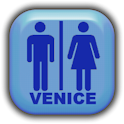 WC in Venice Toilette icon