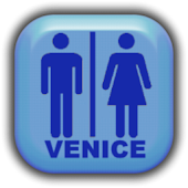 WC in Venice Toilette