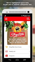 Screenshot of ShopRite