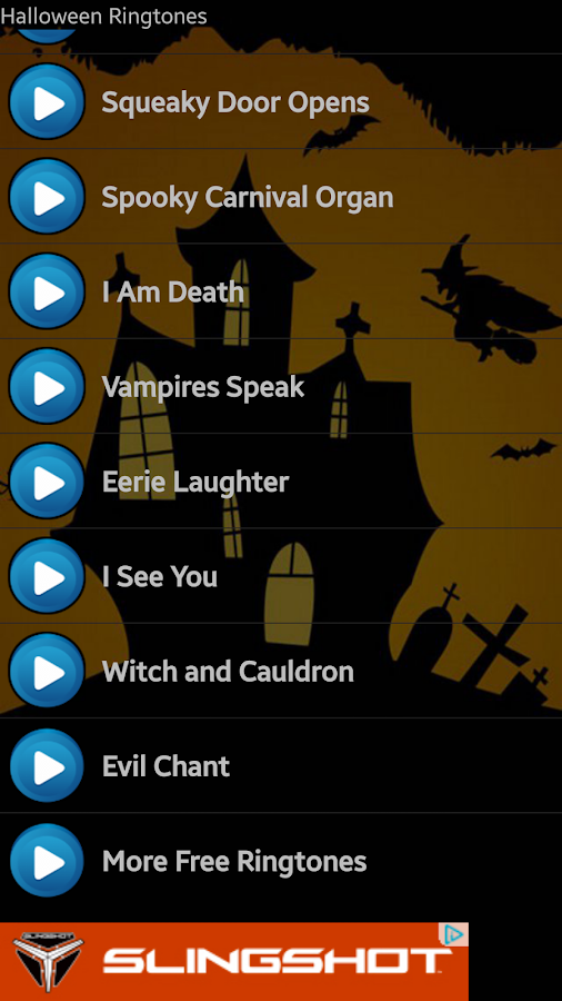 halloween movie theme ringtone