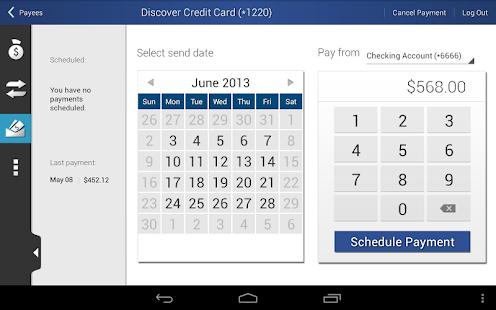 Dort Federal Mobile Banking - screenshot thumbnail